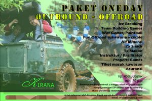 Paket Outbound Offroad Bandung
